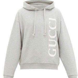 Gucci hoodie in grey